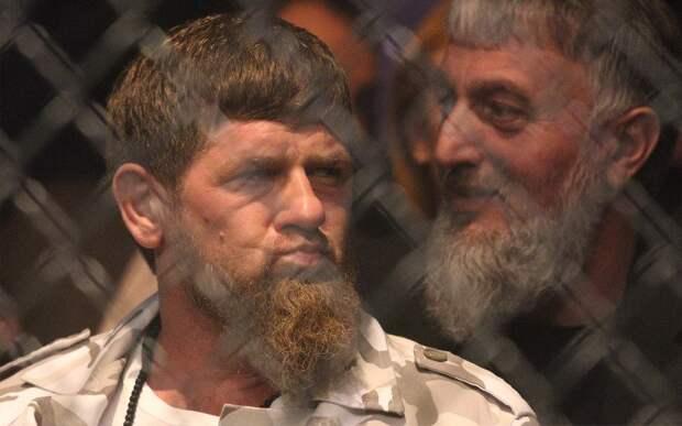 Кадыров— окоронавирусе: «Янеимею права заболеть? Яабсолютно здоровый человек»
