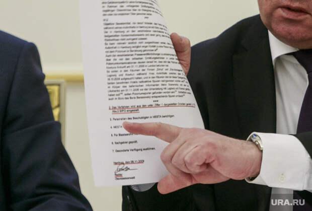 Российским чиновникам запретили печатать документы популярными шрифтами из-за санкций
