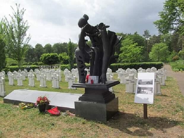 В Бельгии нашли захоронение красноармейца из Сочи