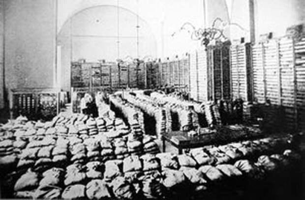 Как СССР присвоил себе золотой запас Румынии