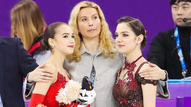Чемпионка ОИ Грищук объяснила, почему Медведева ушла от Тутберидзе: «Два талантища, но всем хочется первого места»