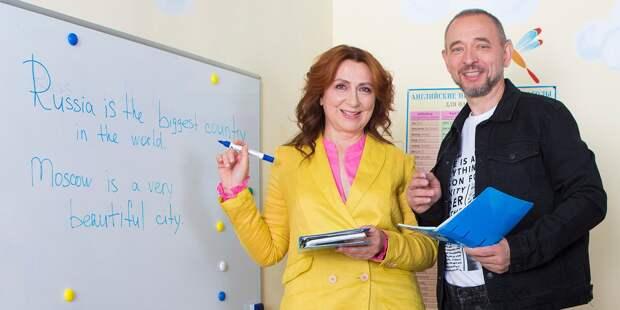 Пенсионеров из Бабушкинского приобщают к изучению английского языка
