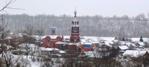 Город Боровск получил статус исторического поселения федерального значения