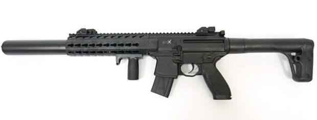 Пулевая пневматическая винтовка Sig Sauer