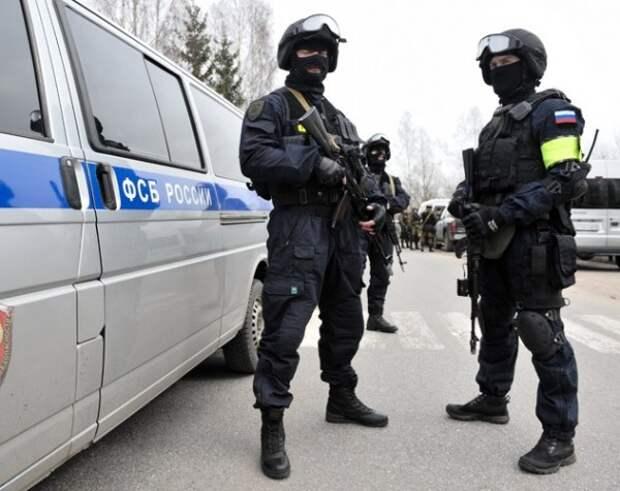 ФСБ наводит в Крыму порядок