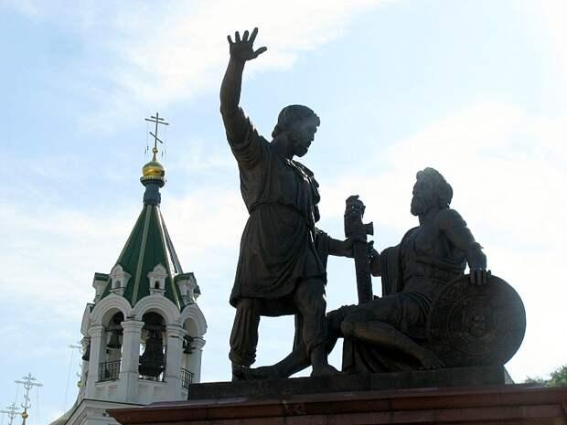 Города России... Нижний Новгород