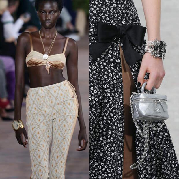 Модные украшения 2021: добавьте образу изюминку
