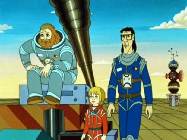 Тайна третьей планеты интересные факты Тайна третьей планеты Советские мультфильмы Алиса Интересное Длиннопост Алиса Селезнева