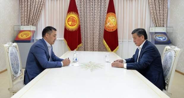 Киргизия снова осталась без премьер-министра