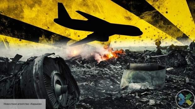 Антипов привел доказательство, опровергающее версию Запада о гибели МН17 из-за ЗРК «Бук»