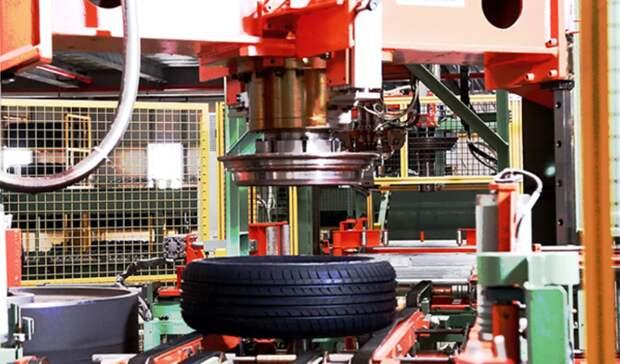 «Татнефть» создает СПвКазахстане попроизводству шин