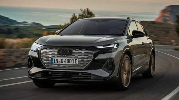 Компания Audi представила прототип модели A6 e-tron нового поколения 2022 года