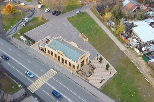 На Саранской планируется строительство крытой ярмарки