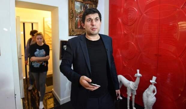 Сына Алибасова будут судить за избиение экс-директора группы «На-На»