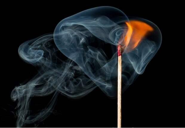 В Западном Дегунине произошло одно возгорание за неделю