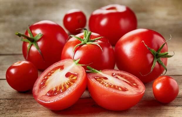 Полезно после 40: помидоры.