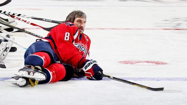 Овечкин — самый толстый игрок НХЛ? В Америке почти доказали это при помощи соотношения роста и веса