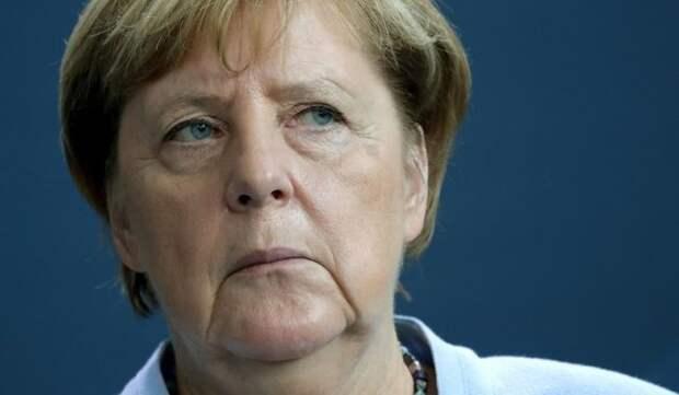 Меркель назвала проблематичной блокировку «Твиттера» Трампа