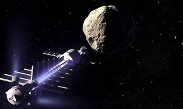 Астероиды – заправочные станции для межгалактических кораблей