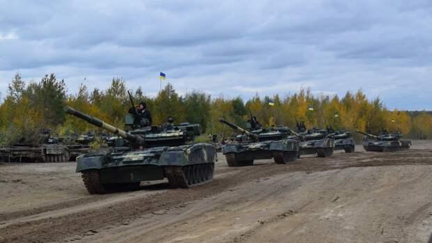 Канадцы упрекнули Запад в замалчивании подготовки Киева к наступлению в Донбассе