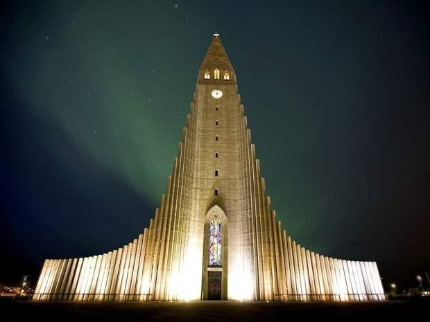 Хатльгримскиркья (1986), Рейкьявик, Исландия