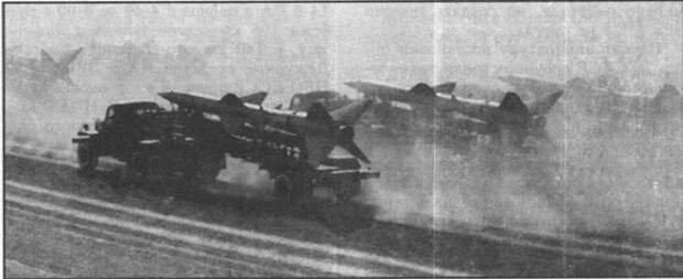 Разведчики U-2 над Китаем или зенитчики устанавливают рекорды