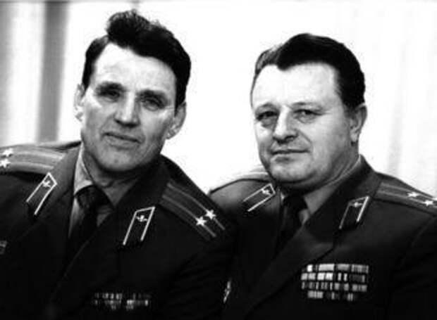 Полковник БОЯРИНОВ Григорий Иванович