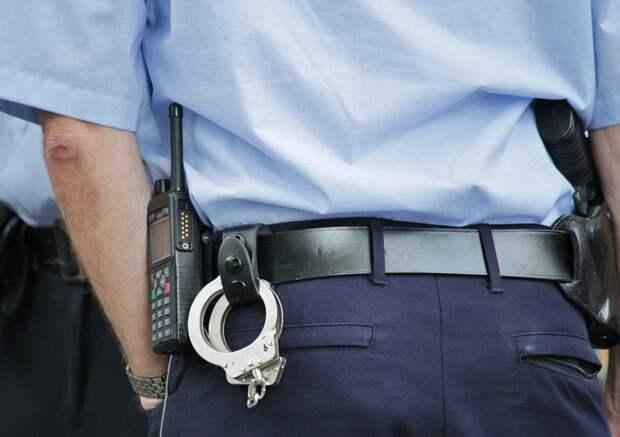 На севере столицы полицейские ликвидировали наркопритон