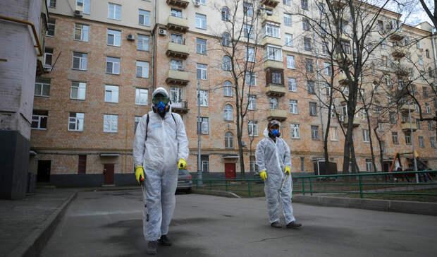 Суточная заболеваемость ковидом в Москве выросла на 36%