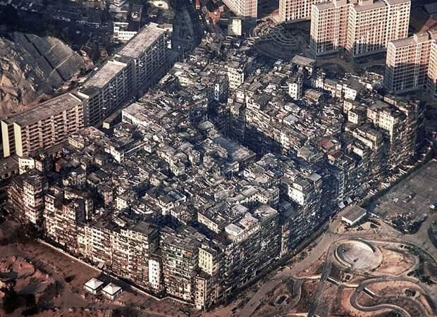 Коулун - город беспредела, которому некуда было расти