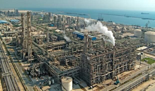 $110млрд составили доходы Ирана отэкспорта нефтехимии засемь лет