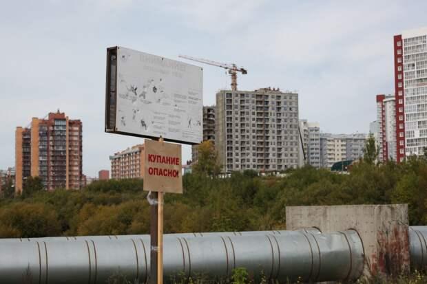 Ни один пляж Иркутской области пока не получил заключение о соответствии