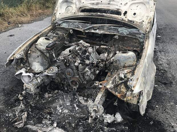 До 5 лет в колонии может получить подозреваемый в поджоге авто житель Ижевска