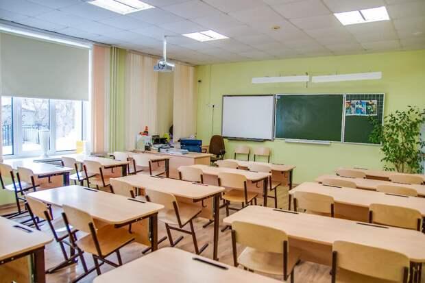 В Москве школьники могут не посещать уроки при температуре от минус 25 градусов