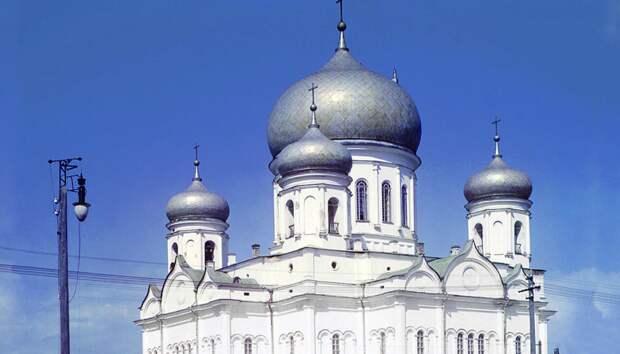 Главный храм Петрозаводска сделали рабочей столовой, а потом взорвали