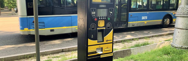 В Алматы с 22 июля заработают три новых участка платной парковки