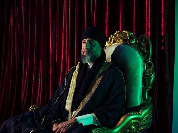 Сын Каддафи готовится восстановить единство Ливии