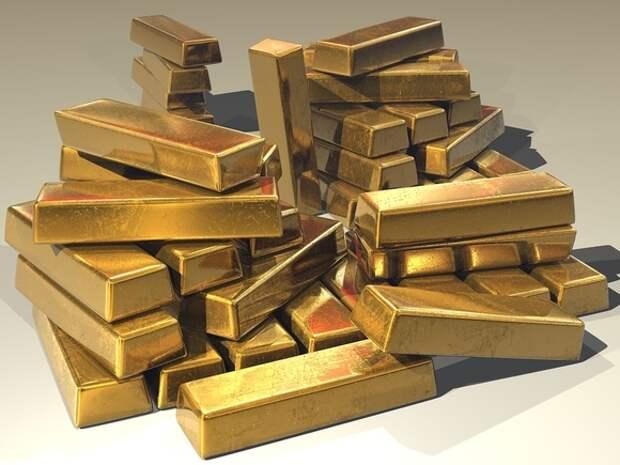 В мире существенно снизился спрос на золото
