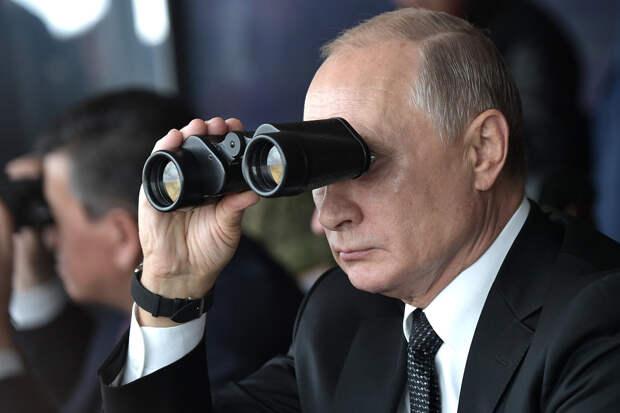 Путин рассказал о наращивании военного потенциала НАТО у границ РФ
