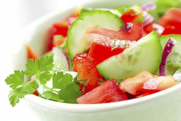 Салат при лечебном голодании