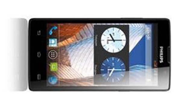Philips выпустила смартфон со средней ценой и мощным процессором