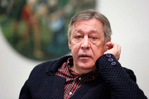 Актер Ефремов признал вину за ДТП и гибель человека