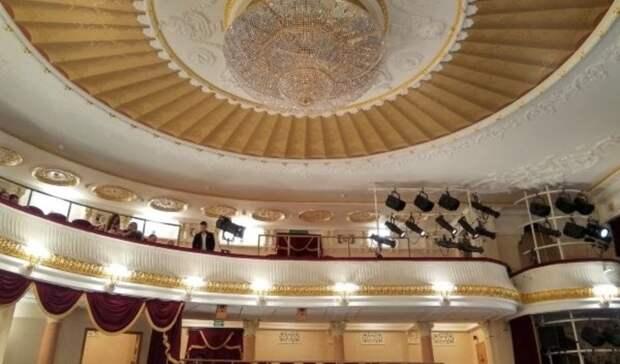 ВОренбурге пройдет культурная акция «Ночь втеатре»
