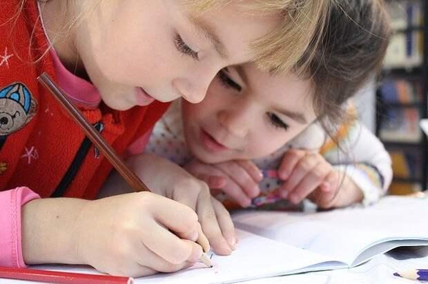В клубе «Товарищ» проходит виртуальная выставка детских рисунков
