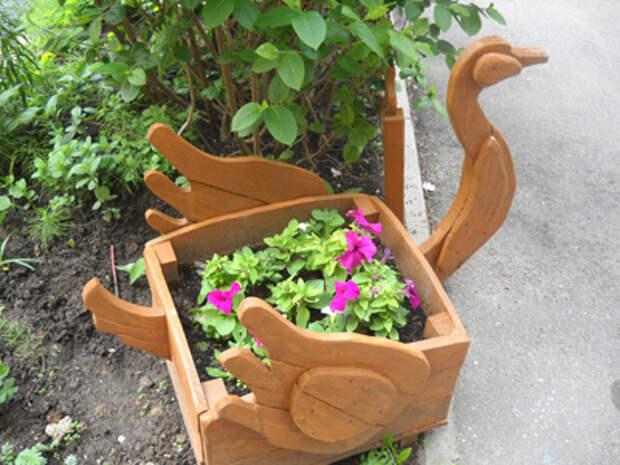 Контейнер для растений
