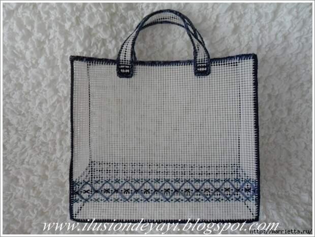 Сумка из полимерной пластиковой сетки (2) (610x460, 238Kb)