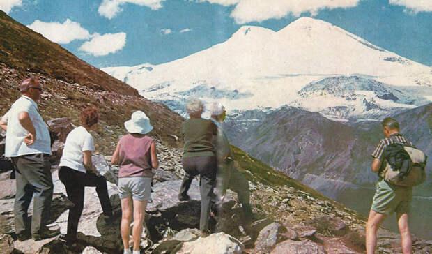 Курорты Северного Кавказа: гордость СССР