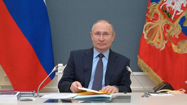 В Кремле подтвердили выступление Путина на саммите по климату