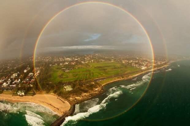 Удивительные снимки, которые показывают жизнь с другой точки зрения