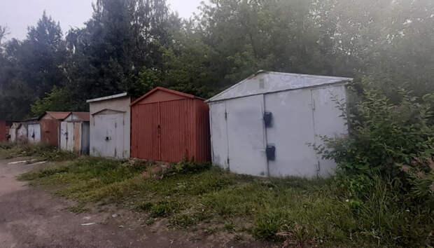 Десятки гаражей принудительно сносят в Петрозаводске